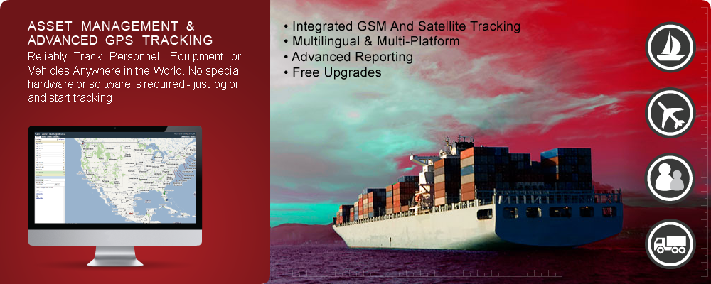 Asset Management & Advanced GPS Tracking